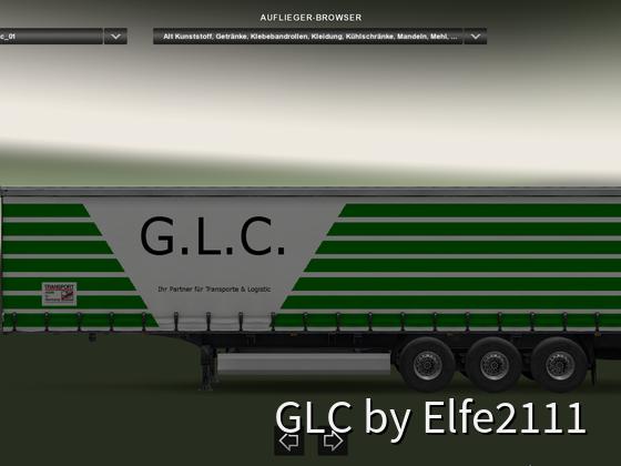 GLC Trailer Plane