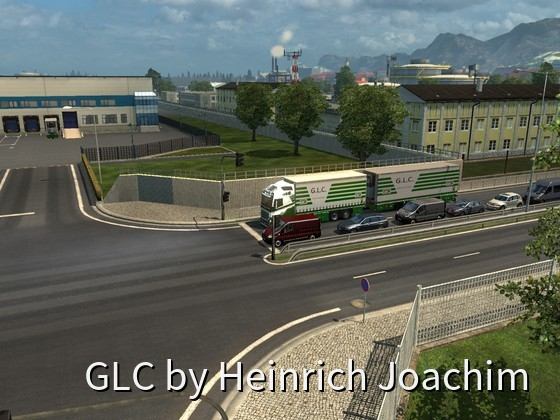 G.L.C Tandem by Heinrich