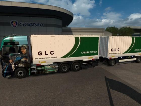Neue Container
