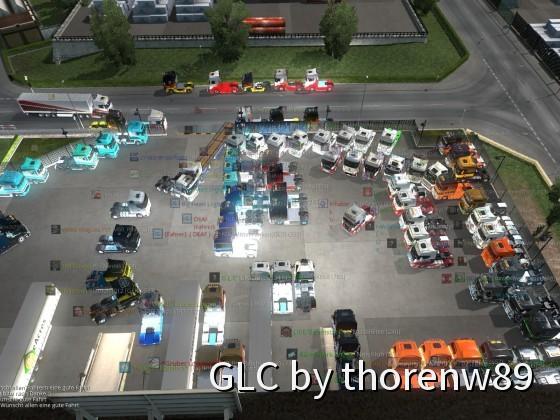 GTL Convoy 27.1.19