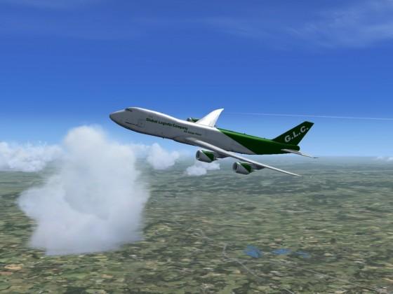 747-8F Im GLC-Gewand