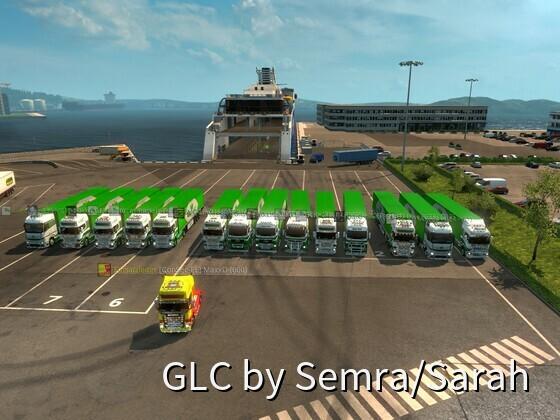 1. Geburtstag der GLC