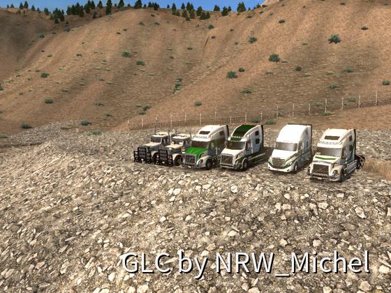 Ende vom Jahresaubschluss Convoy