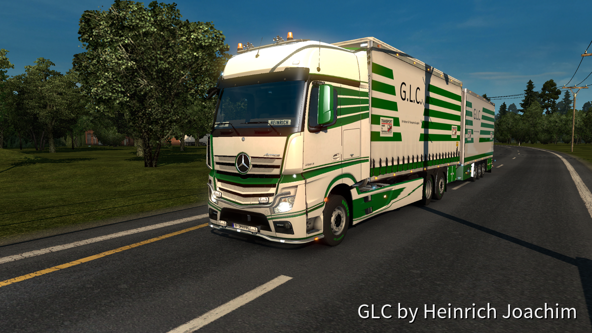 Mercedes MP4 Tandem BFD by Flemming V