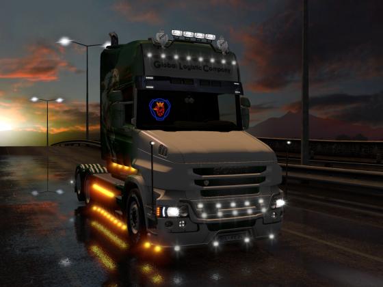 Mein Neuer Scania T für die TSM