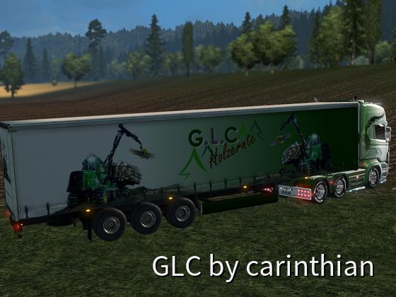 GLC Holzernte