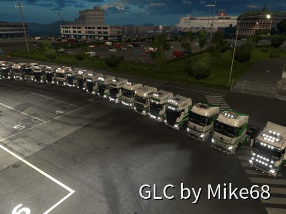 GLC - Fahrer-Treffen
