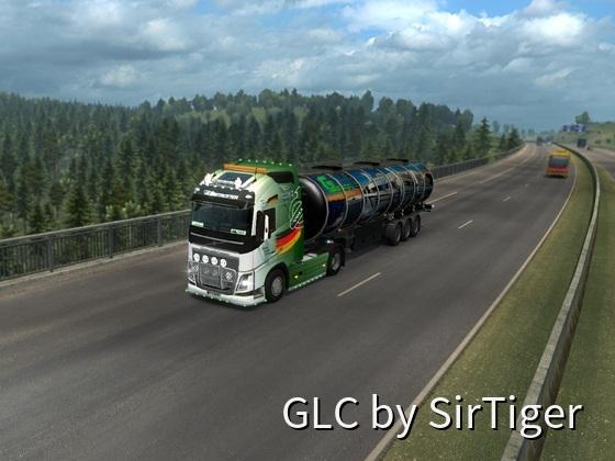 Volvo mit GLC Diesel